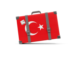 turkey traveling icon 256