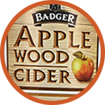 badger sidr apple